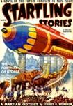 Startling Stories, November 1939