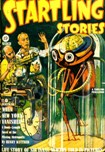 Startling Stories, March 1940