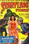 Startling Stories, September 1940