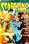 Startling Stories, March 1941