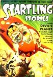 Startling Stories, January 1942