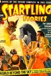 Startling Stories, January 1943