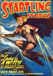 Startling Stories, March 1950