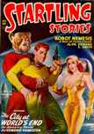 Startling Stories, July 1950