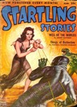 Startling Stories, March 1952