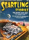 Startling Stories, April 1952