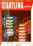 Startling Stories, April 1953