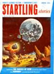 Startling Stories, Spring 1954
