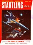 Startling Stories, Winter 1954-1955