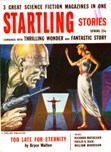 Startling Stories, Spring 1955