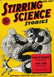 Stirring Science Stories, April 1941
