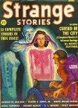 Strange Stories, April 1939