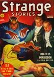 Strange Stories, October 1939
