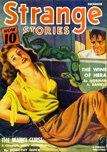 Strange Stories, December 1940