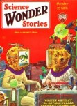 Science Wonder Stories, October 1929