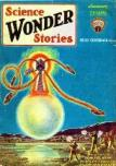 Science Wonder Stories, January 1930