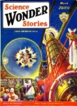 Science Wonder Stories, March 1930