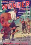 Thrilling Wonder Stories, August 1936