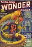 Thrilling Wonder Stories, October 1936