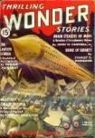 Thrilling Wonder Stories, December 1936