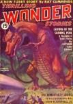 Thrilling Wonder Stories, October 1937