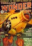 Thrilling Wonder Stories, June 1938