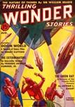Thrilling Wonder Stories, August 1938