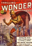 Thrilling Wonder Stories, October 1938