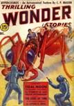 Thrilling Wonder Stories, December 1938