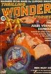 Thrilling Wonder Stories, April 1939