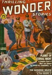Thrilling Wonder Stories, October 1939