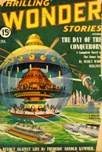 Thrilling Wonder Stories, January 1940