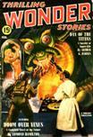 Thrilling Wonder Stories, February 1940