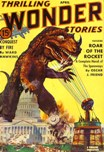 Thrilling Wonder Stories, April 1940