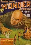 Thrilling Wonder Stories, June 1940