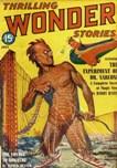 Thrilling Wonder Stories, July 1940