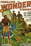 Thrilling Wonder Stories, December 1940
