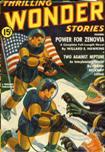 Thrilling Wonder Stories, June 1941
