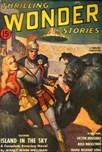 Thrilling Wonder Stories, October 1941