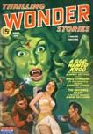 Thrilling Wonder Stories, Winter 1944