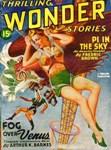 Thrilling Wonder Stories, Winter 1945