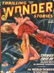 Thrilling Wonder Stories, Summer 1945