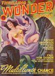 Thrilling Wonder Stories, Fall 1946