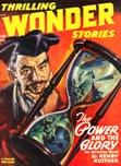 Thrilling Wonder Stories, December 1947