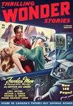 Thrilling Wonder Stories, April 1948 Canadian edition