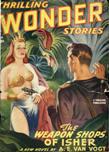 Thrilling Wonder Stories, February 1949