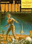 Thrilling Wonder Stories, August 1952