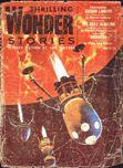Thrilling Wonder Stories, Winter 1954