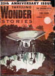 Thrilling Wonder Stories, Summer 1954