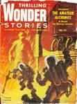 Thrilling Wonder Stories, Fall 1954
